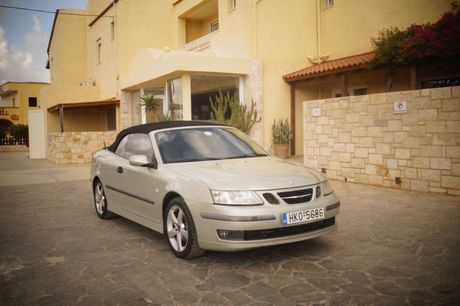 Saab 9-3 AERO TURBO 210 PS '07 - 5.000 EUR