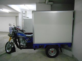 Nomik  TRICYCLE 200 INJECTION