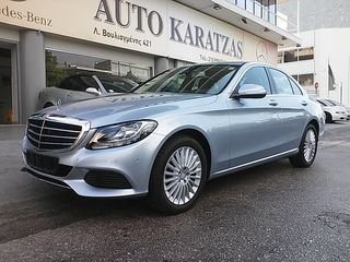 Mercedes-Benz C 180 EXCLUSIVE NAVI-PTS