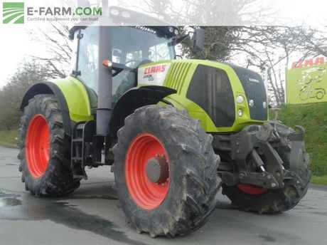 Claas  AXION 810 CIS '09 - 55.500 EUR