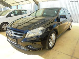 Mercedes-Benz A 180 CDi blue efficiency ΔΟΣΕΙΣ!!
