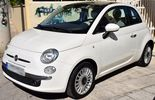 Fiat 500 AYTOMATO 1.2 69HP LOUNGE PAN