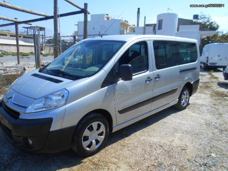 Citroen Jumper 8θεσιο MINI BUS FULL EXTRA '13 - 14.999 EUR (Συζητήσιμη)