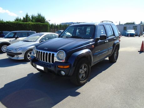 Jeep Cherokee LIMITED ΑΕΡΙΟ '04 - 4.990 EUR