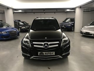 Mercedes-Benz GLK 220 CDI BLUEEFFICIENCY AUTOK