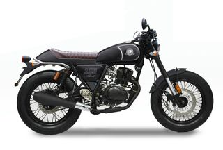 Daytona  Rock 125i CBS
