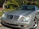 Mercedes-Benz CLK 200 Avagarde 6Τάχυτο