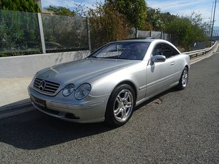 Mercedes-Benz CL 500 V8 NAVI SOFT CLOSE ΟΡΟΦΗ