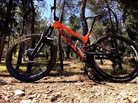 Kona  PROCESS 153 2015 (FRAME ONLY) '15 - 850 EUR (Συζητήσιμη)