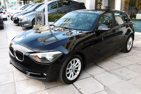 Bmw 116 AUTOMATIC F20 136HP '13 - 16.900 EUR