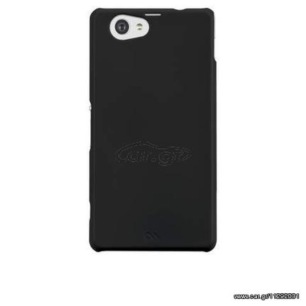 buy popular 3eceb 3aa49 Θήκη Case-mate Barely There για Sony Xperia Z1 Compact Μαύρη Διάφανη -  ΜΑΥΡΟ - € 11,90 - Car.gr