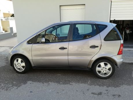 Mercedes-Benz A 160 AVANTGARDE '99 - 4.850 EUR (Συζητήσιμη)