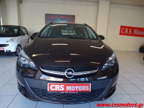 Opel Astra FACELIFT!! EXCESS CRS MOTORS '13 - 7.690 EUR