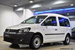 Volkswagen Caddy TDI BLUEMOTION NAVI-3D EURO 5