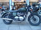 Triumph Bonneville T100 L.E. STEEVE MC QUEEN