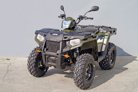 Polaris  Sportsman 570 '17 - 7.500 EUR