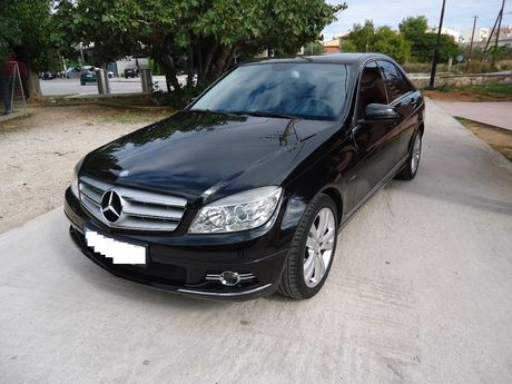Mercedes-Benz C 180 BLUE EFFICIENCY '09 - 15.800 EUR (Συζητήσιμη)