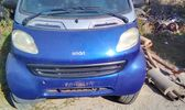 SMART FOR  TWO 450 600CC ΑΝΤΑΛΛΑΚΤΙΚΑ