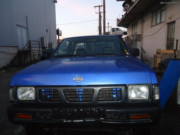 Nissan King Cab D21 4X4 DIESEL TURBO '98 - € 5 500 - Car gr