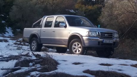 Ford Ranger XLT 4-DOUBLE CAB 4WD  '05 - € 10.000 EUR