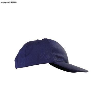8fb259fc2552 Εξάφυλλο καπέλο τζόκει 100% βαμβάκι πίσω κούμπωμα velcro 833 - NAVY Παλιά  Σχεδίαση