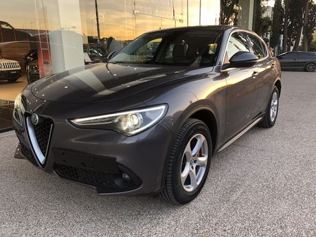 alfa romeo stelvio 2 2 diesel auto 4x4 39 17 55 900 eur. Black Bedroom Furniture Sets. Home Design Ideas