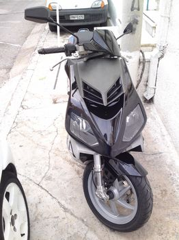 Derbi GP-1 50  RACING MALOSSI '11 - 950 EUR (Συζητήσιμη)