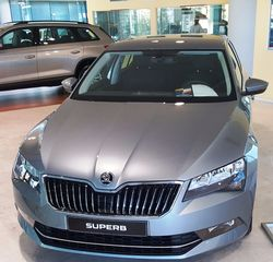 Skoda Superb SUPERB 1.6 AMBITION TDI 120 HP