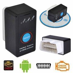 Διαγνωστικο Super Mini OBD2 OBDII ELM327 v1.5 Android Bluetooth Adapter Auto Scanner Torque