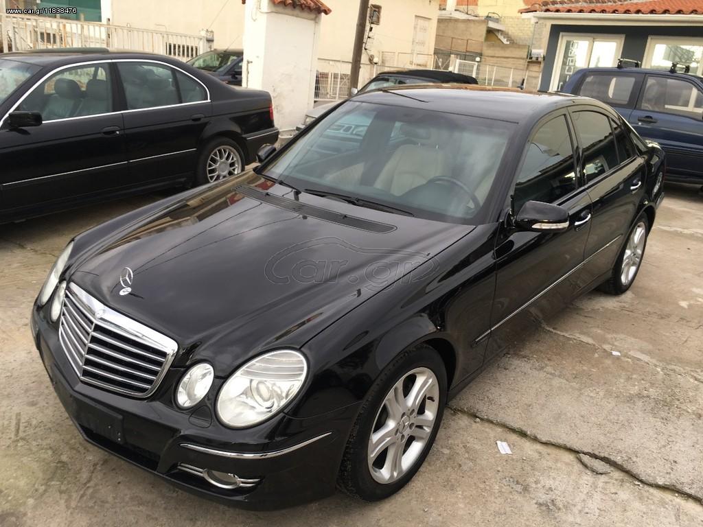 Mercedes benz e 200 avangarde 184hp 39 2007 15000 0 eur for Mercedes benz 15000