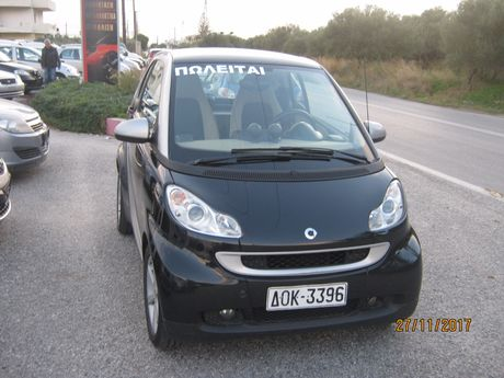 Smart ForTwo  '09 - € 5.400 EUR