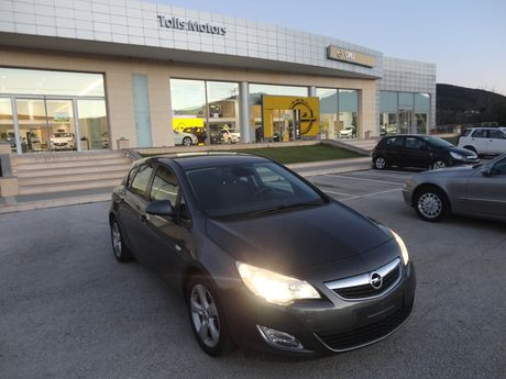 Opel Astra EDITION 1.3D 95HP MT5 '11 - 12.000 EUR