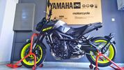 Yamaha MT-09 Night fluo matte