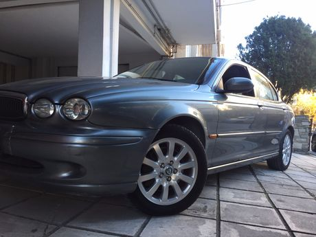 Jaguar X-Type  '05 - 5.900 EUR