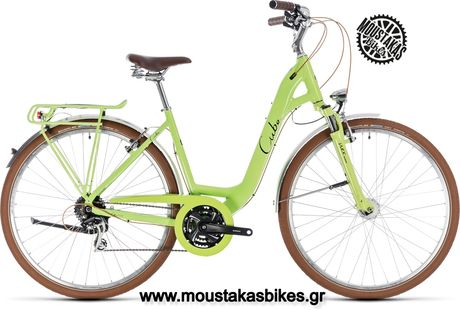Cube  Elly Ride green´n´black '18 - € 710 EUR