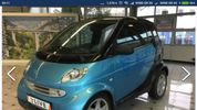 Smart ForFour Smart fortwo 0,6 Turbo Puls '01 - 2.799 EUR (Συζητήσιμη)