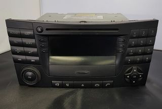 ORIGINAL MERCEDES-BENZ CD PLAYER W211