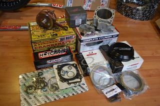 CR-F 450 BIG BORE KIT