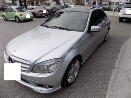 Mercedes-Benz C 200 KOMPRESSOR '09 - 18.450 EUR