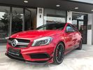 Mercedes-Benz A 45 AMG A45 PERFORMANCE WHITE INTERIOR
