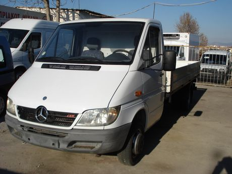 Mercedes-Benz  Sprinter 413 CDi '04 - 10.500 EUR