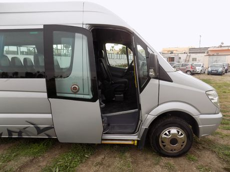 Mercedes-Benz  SPRINTER 516 CDI '09 - 1 EUR (Συζητήσιμη)