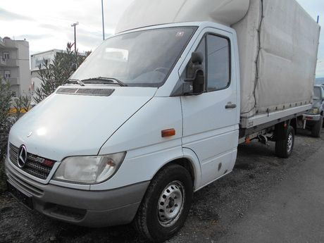 Mercedes-Benz  313 CDI SPRINTER '06 - 11.500 EUR