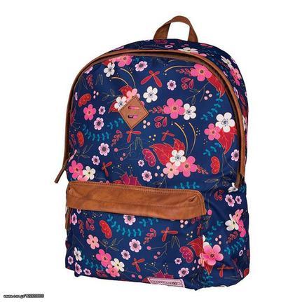 b53a684050 Marshmallow τσάντα μπλε λουλούδια με 2 θήκες - € 26 EUR - Car.gr