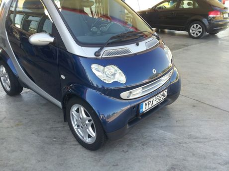 Smart ForTwo Passion cdi diesel '04 - 4.400 EUR