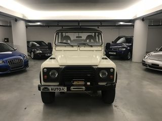 Land Rover Defender 3.9 INJECTION V8 AUTOK