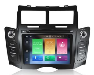 T084 Android Multimedia System για τα Toyota Yaris mod 2007>...