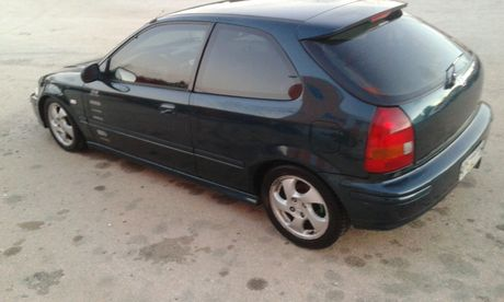 Honda Civic VTI 160 HP '97 - 4.700 EUR