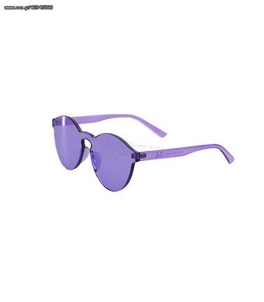 1c4ab6a51f Στρογγυλά διάφανα κοκκάλινα γυαλιά (Μωβ) - € 20 EUR - Car.gr