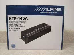 Cadence Q2404 Class AB Full Range 4 Channel Amplifier 60 X 4 at 4тДж Cadence Acoustics Ltd